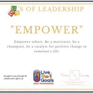 ABC's of Leadership (Empower)