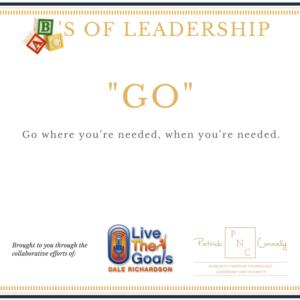 ABC's of Leadership (Go)