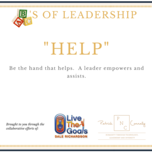 ABC's of Leadership (Help)