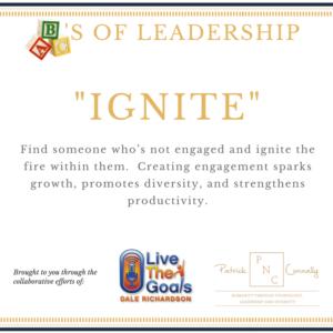 ABC's of Leadership (Ignite)