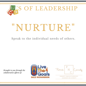 ABC's of Leadership (Nurture)