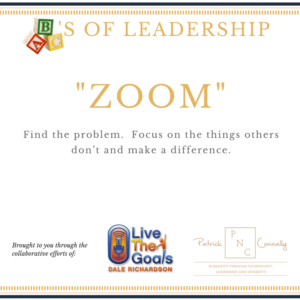 ABC's of Leadership (Zoom)
